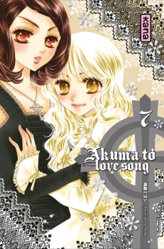 Couverture Akuma to Love Song, tome 07