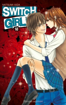 Couverture Switch Girl, tome 18