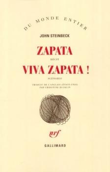 Couverture Zapata, Viva Zapata !