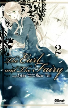 Couverture The Earl and the Fairy, tome 2