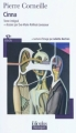 Couverture Cinna Editions Folio  (Plus classiques) 2010
