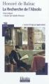 Couverture La recherche de l'absolu Editions Folio  (Plus classiques) 2012
