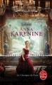 Couverture Anna Karénine Editions Le Livre de Poche (Les classiques de poche) 2012