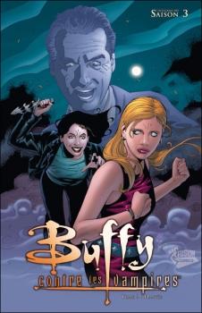 Couverture Buffy contre les vampires Saison 03, tome 09 : Hantée