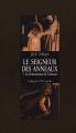 Couverture Le Seigneur des Anneaux, tome 1 : La communauté de l'anneau / La fraternité de l'anneau Editions Gallimard  (1000 soleils) 1980