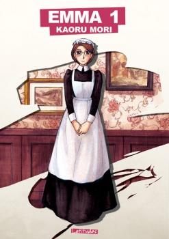 Couverture Emma, double, tome 1 et 2