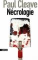 Couverture Nécrologie Editions Sonatine 2012