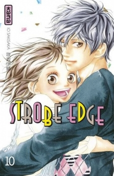 Couverture Strobe Edge, tome 10