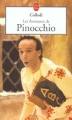 Couverture Les aventures de Pinocchio  Editions Le Livre de Poche 2003