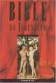 Couverture La Bible Editions Fleurus 2001