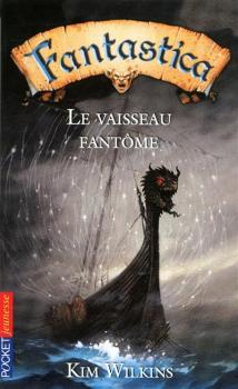 Couverture Fantastica, tome 1 : Le vaisseau fantôme