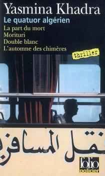 Couverture Le Quatuor algérien