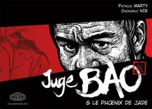 Couverture Juge Bao, tome 1 : Juge Bao et le phoenix de jade