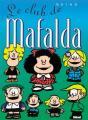 Couverture Mafalda, tome 10 : Le club de Mafalda Editions Glénat 1980