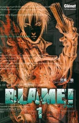 Couverture Blame!, tome 01