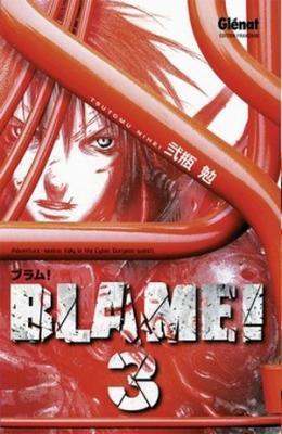 Couverture Blame!, tome 03