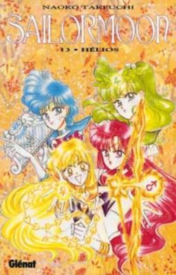 Couverture Sailor Moon, tome 13 : Hélios