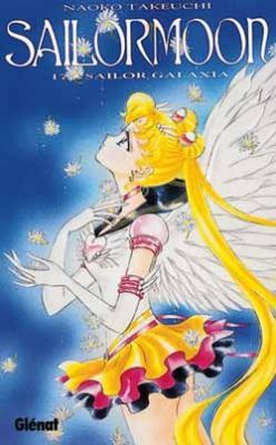 Couverture Sailor Moon, tome 17 : Sailor Galaxia