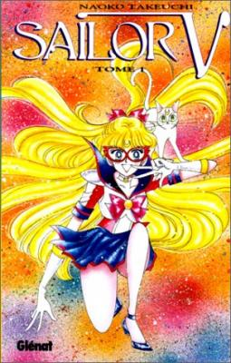 Couverture Sailor V, tome 1