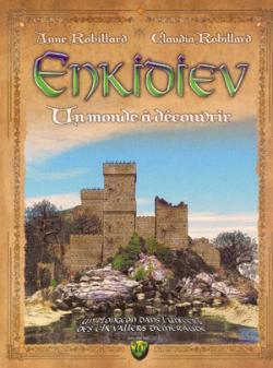 Couverture Les chevaliers d'émeraude, tome hs : Enkidiev : Un monde à découvrir