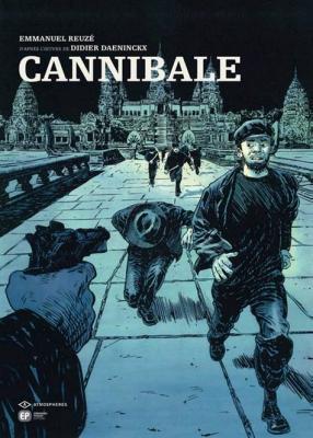 Couverture Cannibale (BD)