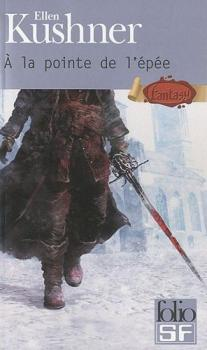 Couverture À la pointe de l'épée