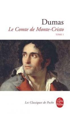 Couverture Le Comte de Monte-Cristo, tome 1