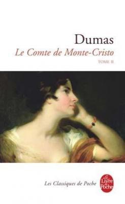 Couverture Le Comte de Monte-Cristo, tome 2