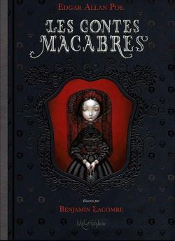 Couverture Les contes macabres, tome 1