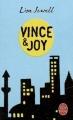 Couverture Vince & Joy Editions Le Livre de Poche 2009