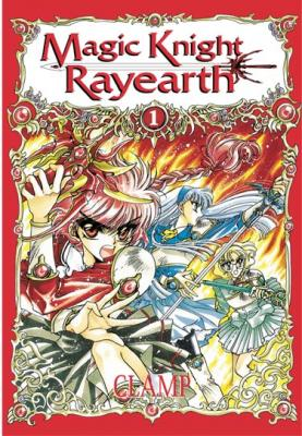 Couverture Magic Knight Rayearth, tome 1
