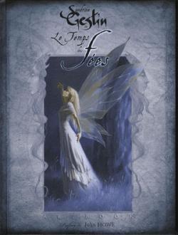 Couverture Le Temps des fées : Artbook