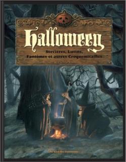 Couverture Halloween: Sorcières, lutins, fantômes et autres croquemitaines