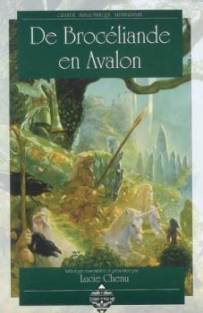 Couverture De Brocéliande en Avalon