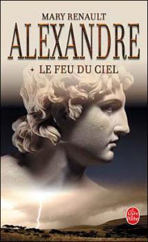Couverture Alexandre, tome 1 : Le Feu du ciel