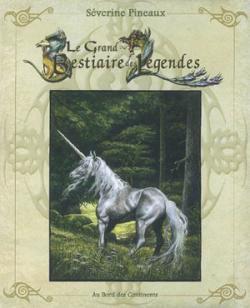 Couverture Le Grand Bestiaire des Légendes