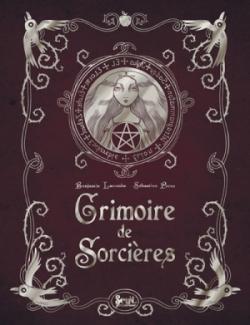 Couverture Grimoire de sorcières