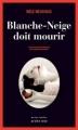 Couverture Blanche-Neige doit mourir Editions Actes Sud (Actes noirs) 2012