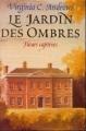 Couverture Fleurs captives, tome 5 : Le jardin des ombres Editions France Loisirs 1998