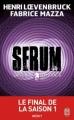 Couverture Sérum, saison 1, tome 6 Editions J'ai Lu 2012