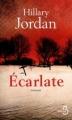 Couverture Ecarlate Editions Belfond 2012