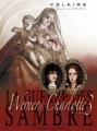 Couverture La Guerre des Sambre : Werner & Charlotte, tome 3 : Hiver 1768 Editions Futuropolis / Glénat 2012
