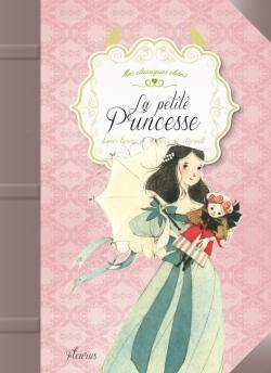 Couverture La petite princesse (Ragondet)