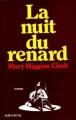 Couverture La Nuit du renard Editions Albin Michel (Spécial suspense) 1979