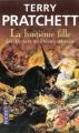Couverture Les Annales du Disque-Monde, tome 03 : La Huitième Fille Editions Pocket (Fantasy) 2010