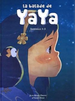 Couverture La balade de Yaya, intégrale, tome 1