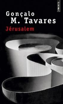 Couverture Jérusalem
