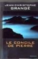 Couverture Le Concile de Pierre Editions France Loisirs 2001