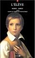 Couverture L'élève Editions Criterion 1992