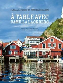 Couverture A table avec Camilla Läckberg